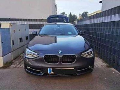 gebraucht BMW 118 1er-Reihe Diesel (F20) Österreich-Paket Aut.