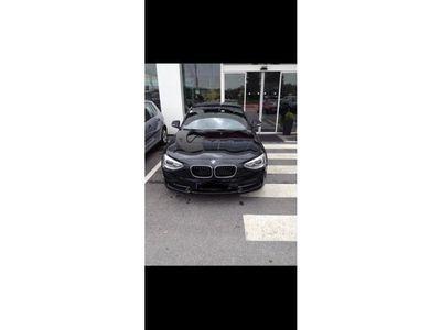 brugt BMW 116 1er-Reihe i F20 Limousine,