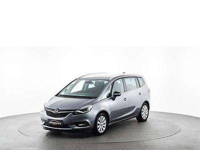 brugt Opel Zafira 1,6 CDTI BlueInjection Innovation Kombi / Family Van,