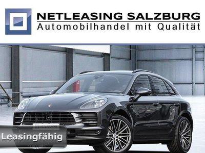 used Porsche Macan 2.0 Sthzg/LED/Luft/Sportchrono/Sportsi./ ... SUV / Geländewagen,