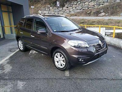 gebraucht Renault Koleos 20 dCi 175 4WD Exception Aut.