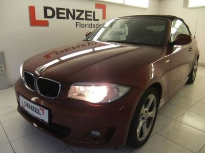 used BMW 118 Cabriolet d E88 N47