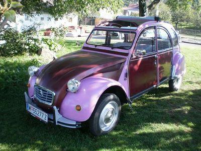 gebraucht Citroën 2CV 2 CV6 Klein-/ Kompaktwagen,