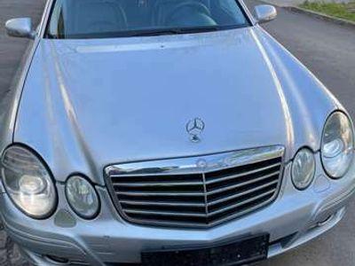 gebraucht Mercedes E320 CDI cat 4Matic EVO Elegance