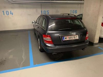 gebraucht Mercedes C350 T Avantgarde 4MATIC BlueEfficiency CDI Aut.