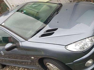 gebraucht Peugeot 206 Limousine,