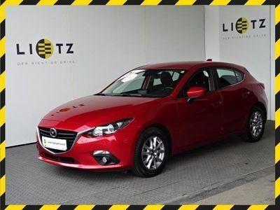gebraucht Mazda 3 3Sport G120 Challenge Aut. Limousine,