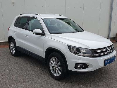 gebraucht VW Tiguan Track & Style TDI BMT 4MOTION
