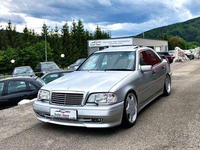 gebraucht Mercedes C36 AMG C-KlasseAMG Aut.*Rarität-Wertanlage*AMG 18''* Limousine