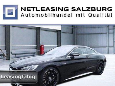 gebraucht Mercedes S63 AMG AMG 4M Coupé Drivers+3D-Sound+Exclusiv+20'' LED