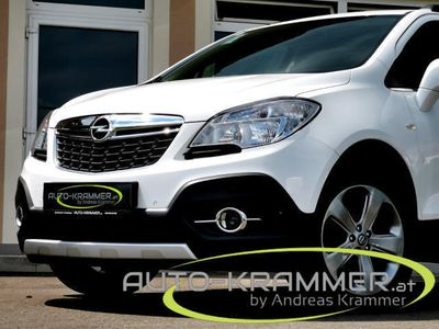 gebraucht Opel Mokka 1,4 *Turbo* Ecotec *Cosmo* ALLRAD !! TOP OPTIK !!