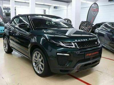 gebraucht Land Rover Range Rover evoque Cabriolet HSE Dynamic 2,0 TD4 Aut. Sonderfarbe