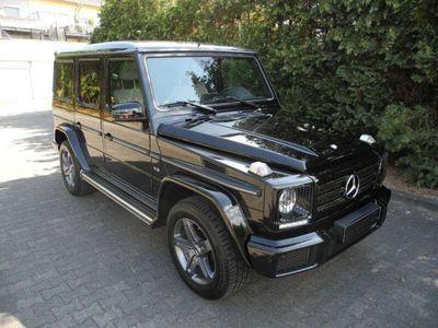 gebraucht Mercedes G500 G-Klasse4MATIC auch andere verfügbar SUV / Geländewagen