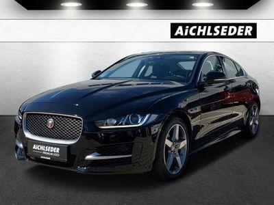 gebraucht Jaguar XE 2,0d AWD AT R-Sport