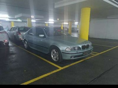 gebraucht BMW 528 5er-Reihe E39 Österreich-Paket