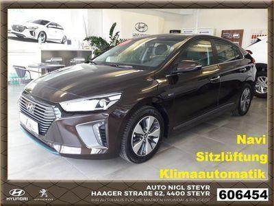 gebraucht Hyundai Ioniq 1,6 GDi Hybrid Plug-In PHEV Style Limousine,