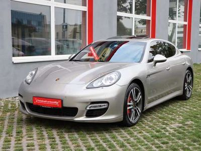 gebraucht Porsche Panamera Turbo (Typ 970)   MEGA VOLL  