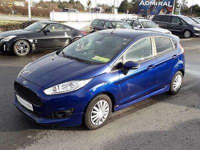 gebraucht Ford Fiesta ST-Line 1,0 EcoBoost Start/Stop Limousine,
