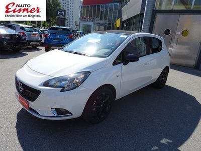 brugt Opel Corsa 1,4 Turbo Black&Color Start/Stop System Limousine,