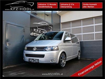 gebraucht VW Caravelle Comfortline KR BMT BiTDI