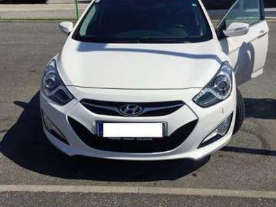 gebraucht Hyundai i40 Premium 1,7 CRDi DPF