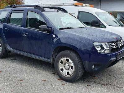 gebraucht Dacia Duster Supreme dCi 110 4WD.TÜV NEU ARBÖ.AHK.1.BES.