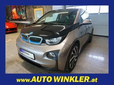 gebraucht BMW i3 (mit Batterie) Schnellladen/Wärmepumpe