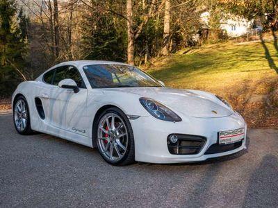 gebraucht Porsche Cayman S 3,4 DSG