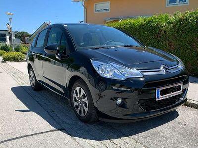 gebraucht Citroën C3 VTi 82 PureTech Seduction mit Fulldrive Limousine