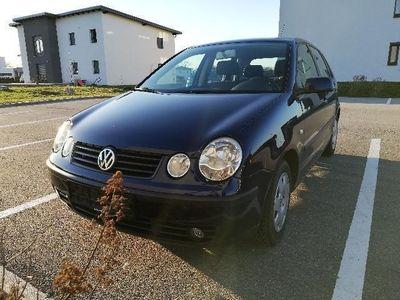 gebraucht VW Polo 1,4 Comfortline Cool Aut.