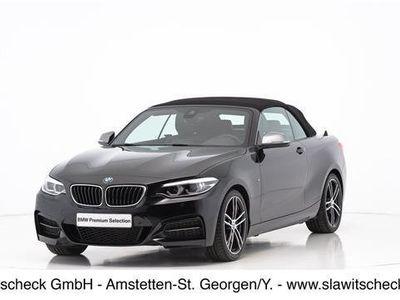 gebraucht BMW M240 2er-ReiheCabrio Aut. Cabrio / Roadster,
