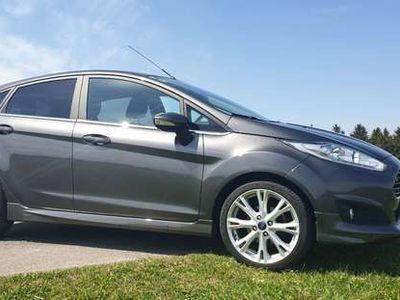 gebraucht Ford Fiesta Titanium 1,0 EcoBoost Start/Stop Titanium Start/S