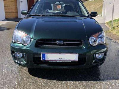 gebraucht Subaru Impreza Sports Wagon 2,0 GX 4WD Aut.