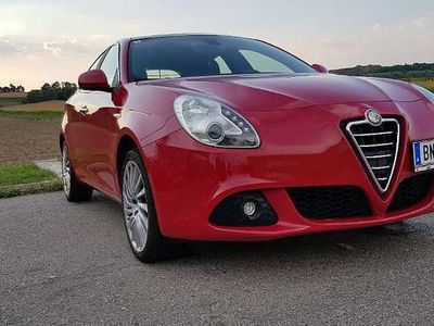 gebraucht Alfa Romeo Giulietta 1,4 Multiair Limousine,