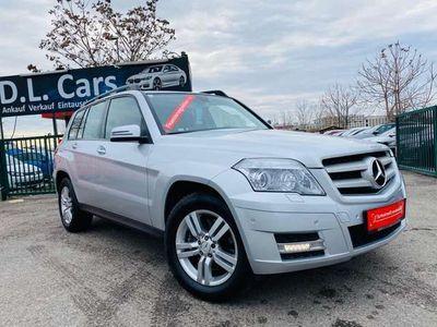 gebraucht Mercedes GLK350 GLK-KlasseCDI 4MATIC A-Edition Plus Aut.* Viele Extras * SUV / Geländewagen