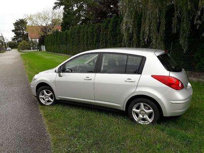 gebraucht Nissan Tiida Klein-/ Kompaktwagen