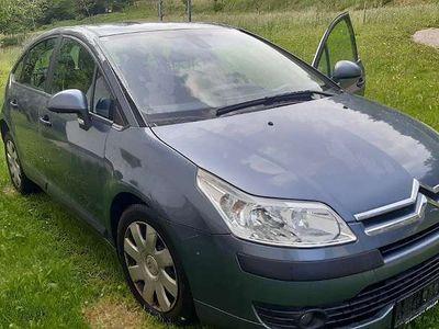 gebraucht Citroën C4 Schräghecklimousine Limousine