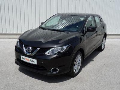 brugt Nissan Qashqai 1,6 dCi Acenta ALL-MODE 4x4i