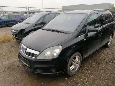 gebraucht Opel Zafira 1.9 CDTI Navi
