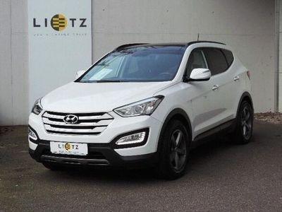 gebraucht Hyundai Santa Fe 2,2 CRDi Premium Aut. SUV / Geländewagen