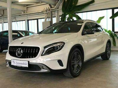 gebraucht Mercedes GLA250 4Matic GLA -Klasse
