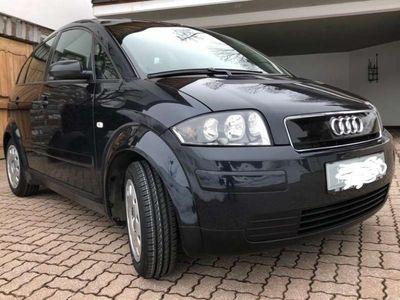 gebraucht Audi A2 1,4i Klein-/ Kompaktwagen