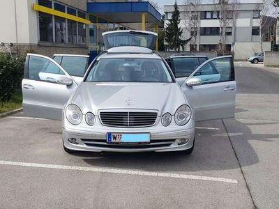 gebraucht Mercedes E320 320CDI 4Matic Avantgarde/Distronic/