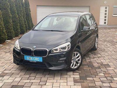 gebraucht BMW 220 Gran Tourer 2er-Reihe d Sport Line Aut. Kombi / Family Van