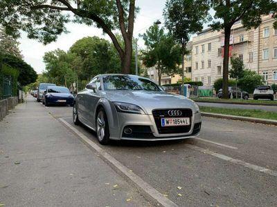 gebraucht Audi TT Coupé 2,0 TFSI quattro S-tronic