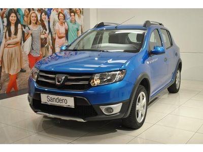 gebraucht Dacia Sandero 2 Stepway Lauréate dCi 90PS