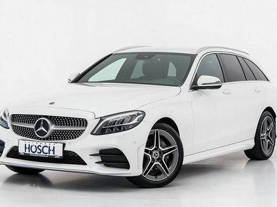 gebraucht Mercedes 220 C-Klasse T-Modell CKombi AMG-Line Aut. LP: 60.723,-€, 194 PS, 5 Türen, Automatik