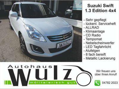 gebraucht Suzuki Swift 1,2 4WD Special Edition
