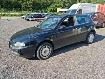 gebraucht Alfa Romeo 147 Alfa 1,9 Impression JTD