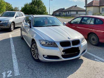 gebraucht BMW 320 3er-Reihe d Touring E91 Kombi / Family Van